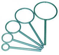 Кольца штативные Тип без крепежного узла Внешнийдиаметр 130 мм Масса 230 г