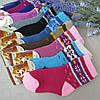 """Носки махровые для девочек (снежинка), 16-22 р. """"Свет"""". Детские  носки, носочки махровые  для детей"""