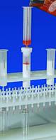 Патроны с сорбентами CHROMABOND® XTR для жидкость-жидкостной экстракции [EN]: CHROMABOND columns XTR volume: 70 ml, content of sorbent: 14,5 g Kieselg