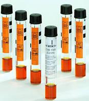 Комплекты реактивов для анализа на фотометрах pHotoLab® и pHotoFlex® Тип 00860 Описание Молибдат Для B, C Пределизмерений 0,02 - 1,00 мг/л Количествоа