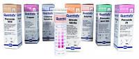 Тестовые полоски QUANTOFIX® Для Нитрит / pH Диапазонизмерений 0 ... 80 мг/л NO2-, pH 6,0 ... 9,6
