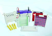 Система гель-электрофореза VS20 Wave Maxi Тип VS20PGS1 Описание Плоское стекло 20 х 20 см с проставками 1 мм Объемпробы  мкл