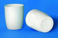 Тигли LLG для фильтрования с пористым дном Объем 25 мл Внешнийдиаметр 35 мм Высота 40 мм Размерпор 6 мкм