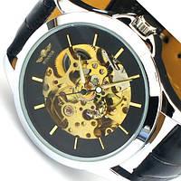 Механические мужские наручные часы с автоподзаводом Winner Elite