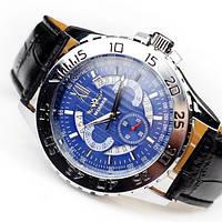 Мужские механические часы c автоподзаводом Winner Blue Night