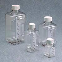 Бутылки Biotainer® InVitro, тип 3025, ПЭТГ, стерильные Тип 3145 Объем 5000 мл Крышка 48 mm*