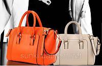 Стильная женская сумка среднего размера