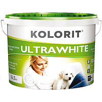 Ультравайт ЭКО краска KOLORIT, 1 л (4823046201837)