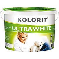 Ультравайт ЭКО краска KOLORIT, 5 л (4823046201585)