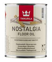 Масло для пола Tikkurila Ностальгия, 1 л (4740193219020)