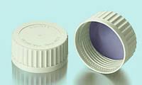 Быстросъемные крышки для лабораторных бутылей GLS 80®, полисульфон Описание Кольцо разливательное Диаметр  мм Высота 6,85 мм