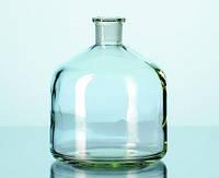 Бутыли для бюреток, боросиликатное стекло 3.3 Описание бутыль желтого цвета
