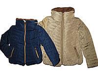 Куртка утепленная для девочек, 6, 8, 10, 12, 14, 16лет, F&D, арт. YY-2905