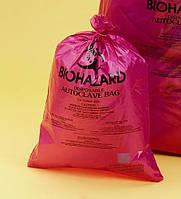 Мешки для утилизации Biohazard, ПП, 50 мкм Описание Размер 790 x 960mm