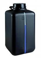Контейнеры безопасности со смотровой полоской, PE-HD, одобрены UN Объем  л Цвет Резьба Размеры(Ш х Д х В)  мм
