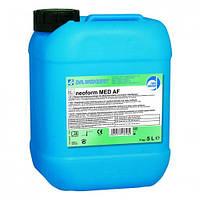 Средство для дезинфекции поверхности neoform® MED AF Тип neoform® MED AF Объем 5000 мл