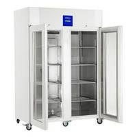 Лабораторные холодильные и морозильные шкафы LKPv / LGPv с электронной системой Profi Тип LKPv 1423 Объем 1427 л Габаритныеразмеры(Ш х Д х В) 1430 x 8