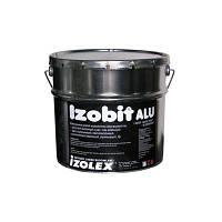 IZOBIT ALU Битумно-аллюминиевая эмульсия 4.5кг