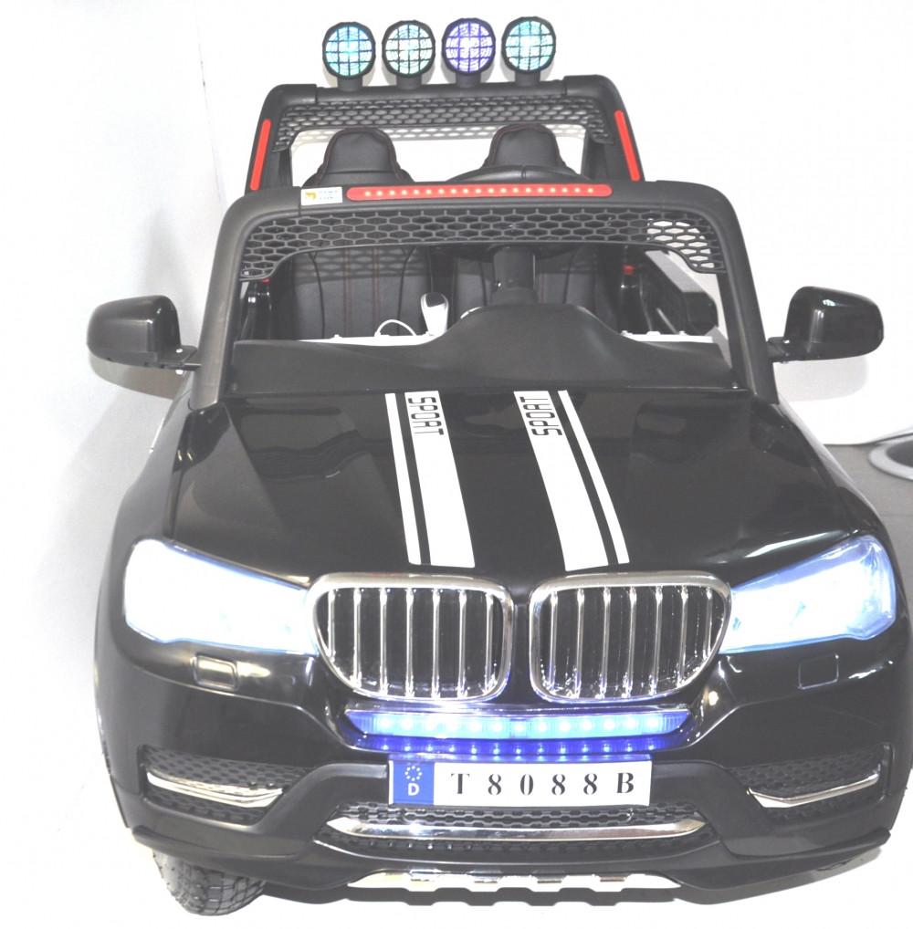 Детский электромобиль BMW T8088B черный
