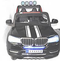 Детский электромобиль BMW T8088B черный, фото 1