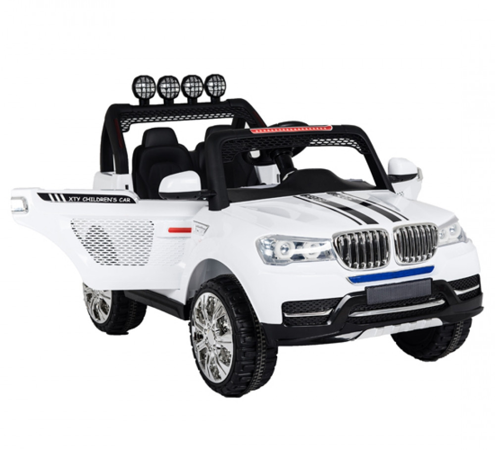 Детский электромобиль BMW T8088B белый