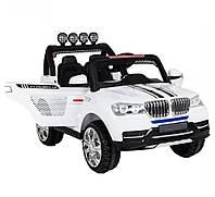Детский электромобиль BMW T8088B белый, фото 1