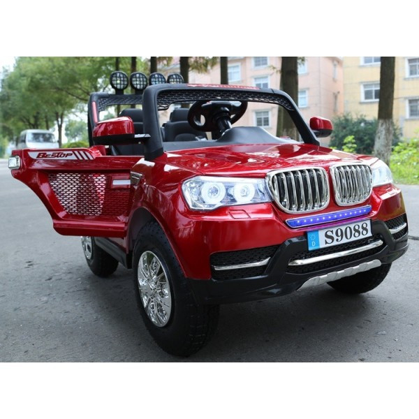 Детский электромобиль BMW TY8088B 4*4 красный