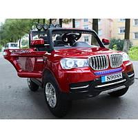 Детский электромобиль BMW TY8088B 4*4 красный, фото 1