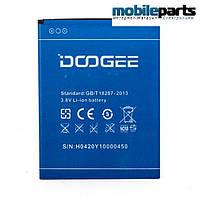 Оригинальный Аккумулятор АКБ для DOOGEE Valencia 2 Y100 Pro 2200mAh 3,7V