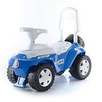 Машинка для катания ОРИОША синяя ОРИОН 198