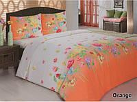 Комплект постельного белья Classi 1,5 Сп. 160x215 Gardenia Оранжевый