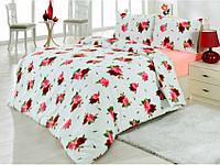 Комплект постельного белья Classi 1,5 Сп. 160x215 Ghita Розовый