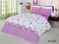 Комплект постельного белья Classi 1,5 Сп. 160x215 Yasmin Лиловый