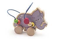 """Лабиринт-каталка """"Слон"""", фото 1"""