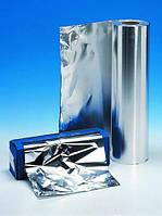 Фольга алюминиевая Длина 100 м Ширина 450 мм Tолщина 0,030 мм Описание Запасной рулон
