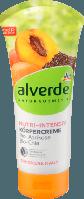 Alverde NATURKOSMETIK Körperlotion Nutri-Intensiv Körpercreme Bio-Aprikose Bio-Chia - Лосьон для тела, 200 мл