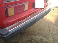 Бампер 2107 задний хорошее состояние ВАЗ 2101 2102 2103 2104 2105 2106