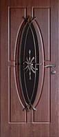 Бронированные двери с ковкой Армекс 27