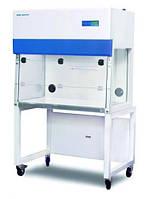 ПЦР шкафы, тип Airstream Тип Airstream® PCR-4A1 Размер 1.2 m Габаритныеразмеры 1340 x 617 x 950 мм