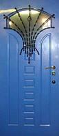 Бронированные двери с ковкой Армекс 29