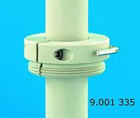 Винтовое соединение для полипропиленовых и фторопластовых бочек Тип Маузер 2 дюймовое резьбовое соединение с крупным шагом Материал PP