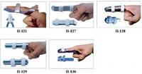Шини фіксуючі (палець) П-121, П-127, П-128, П-129, П-130 (малі, середі, великі), фото 1