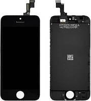 Дисплейный модуль для Apple iPhone 5s Black