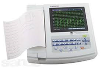12 канальный электрокардиограф ECG1201  Heaco