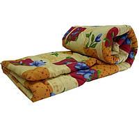 Одеяло из овечьей шерсти.Двуспальное,ткань поликоттон.