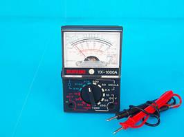 Стрелочный мультиметр YX-1000A