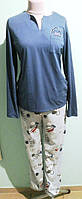 Домашняя одежда женская_Пижамы женские_Комплект для женщины 545/M/мышата в наличии M р., также есть: M, Роксана_ЦС