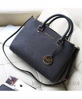 Женская сумка MICHAEL KORS MEDIUM SUTTON BLACK (5542)