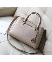 Женская сумка MICHAEL KORS MEDIUM SUTTON GOLD (5545), фото 1