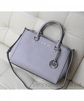 Женская сумка MICHAEL KORS MEDIUM SUTTON GREY (5510), фото 1